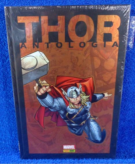Thor Antologia Livro Original Novo Lacrado Frete 20,00
