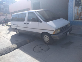 93 aerostar minivan