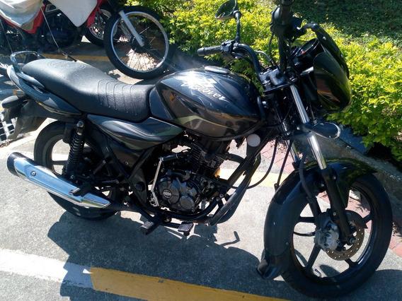 Discover 125 Modelo 2012