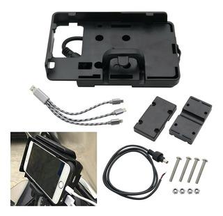 Soporte Adaptador Tablero Bmw R1200gs Telefono Celular Gps