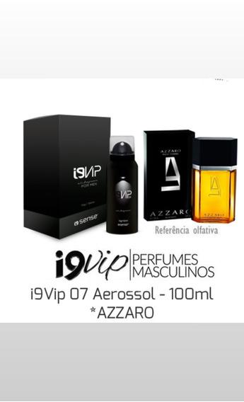 I9vip 07 Aerossol 100 Ml *azarro