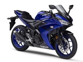 Moto Yamaha Yzf-r3 Modelo Nuevo 2019