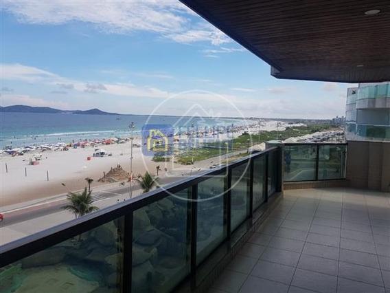 Cobertura Para Venda Em Cabo Frio, Braga, 3 Dormitórios, 3 Suítes, 5 Banheiros, 4 Vagas - Cob114_1-1341895