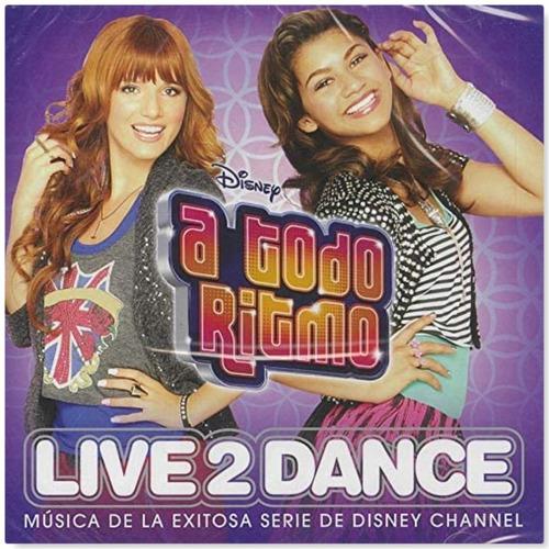 Imagen 1 de 3 de Varios Interpretes - A Todo Ritmo Live 2 Dance  Cd#