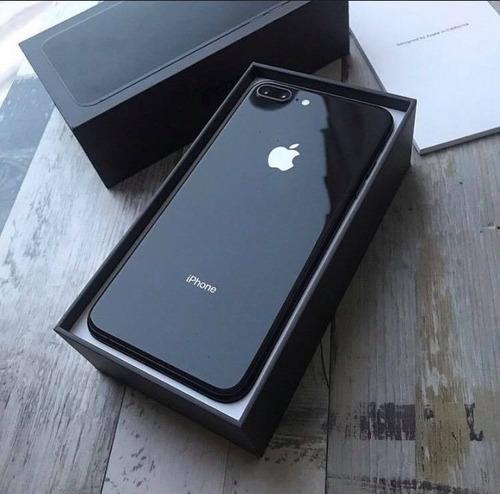 Apple iPhone 8 Plus 128gb Negro Azabache