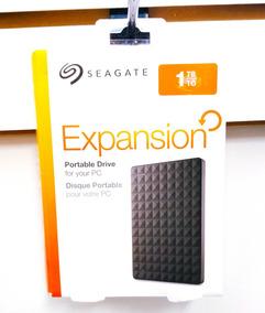 Hd Externo 1 Tb Seagate Expansion 2.5 Usb 3.0 Preto Barato