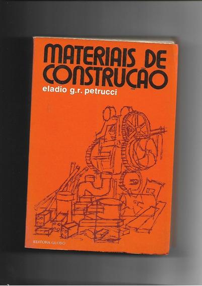 Materiais De Construção - Eladio G.r Petrucci