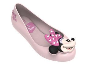 Sapatilha Melissa Mel Sweet Love + Minnie