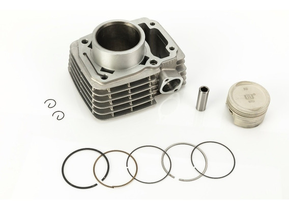Kit Cilindro + Piston P/ Honda Cg150 Titan W Std