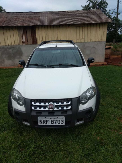 Fiat Strada 1.8 16v Adventure Locker Ce Flex 2p 2011