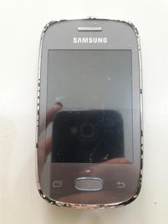 Celular Samsung S 5310 C Para Retirar Peças