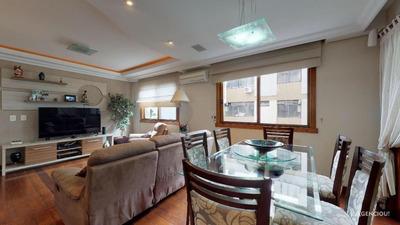 Apartamento Com 3 Dormitórios À Venda, 130 M² Por R$ 850.000 - Rio Branco - Porto Alegre/rs - Ap3551