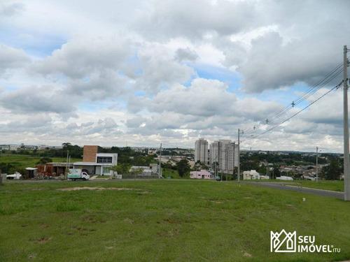Imagem 1 de 2 de Terreno À Venda, 309 M² Por R$ 230.000,00 - Condomínio Central Parque - Salto/sp - Te0614
