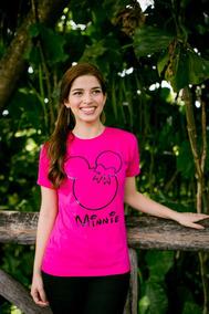 Camisa - Minnie