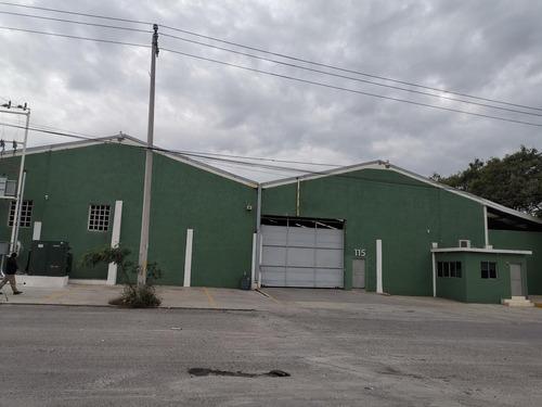 Imagen 1 de 5 de Bodega Industrial - Parque Industrial
