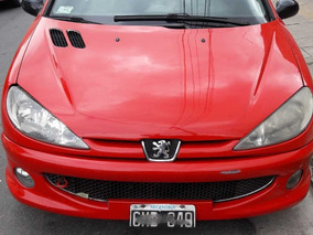 Peugeot 206 Xs Premiun