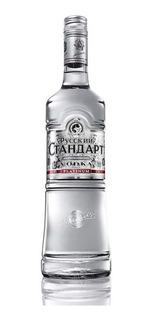 Vodka Rusa Ctahoapt Standard Platinum De Litro Envio Gratis