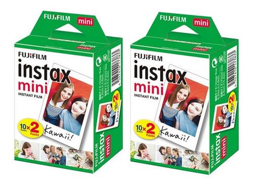 Fujifilm Cartucho Película Instax Mini Iso 800 40 Hojas