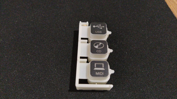 Conjunto Botoes (usb / Cd / Midi) Xdj R1 Pioneer