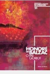 O Pai Goriot - Grandes Nomes Da Literatu Honopre De Balzac