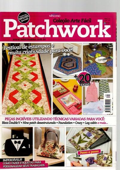 Revista Patchwork, Colecão Arte Fácil # 39 Ano 4