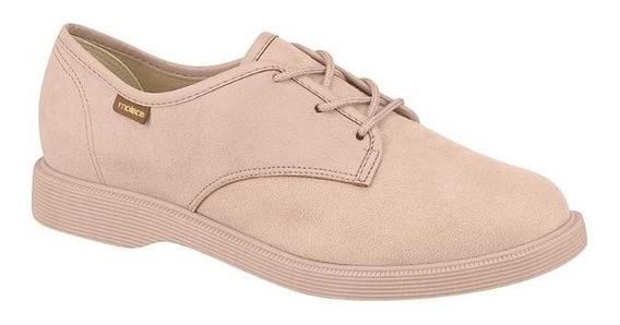 Sapato Moleca 5666.100 Oxford Feminino
