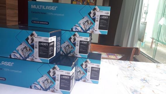 Kit Toner Hp 285/435/436,1102,1132,1212 05un Compativel