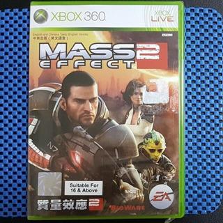 Mass Effect 2 Xbox 360 Original Completo Mídia Física