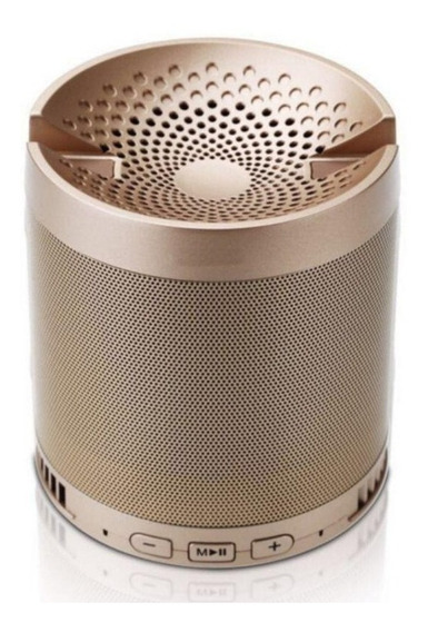 Caixa De Som Multifuncional Wireless Speaker Celular Tablete