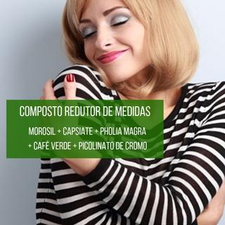 Morosil Capsiate Pholia Magra Café Verde Cromo : 60 Doses