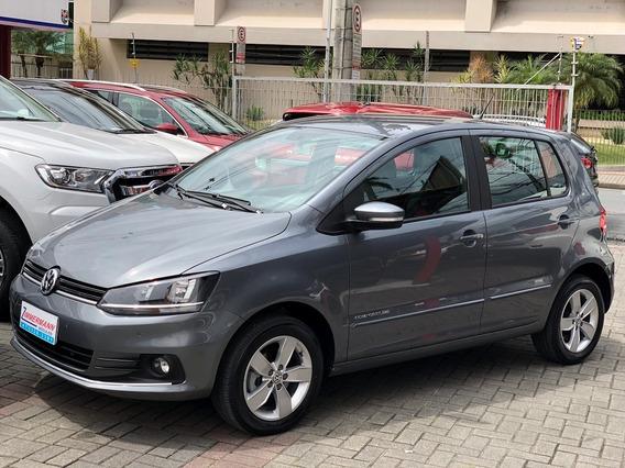 Volkswagen Fox 1.6 Msi Comfortline 2018 Completo