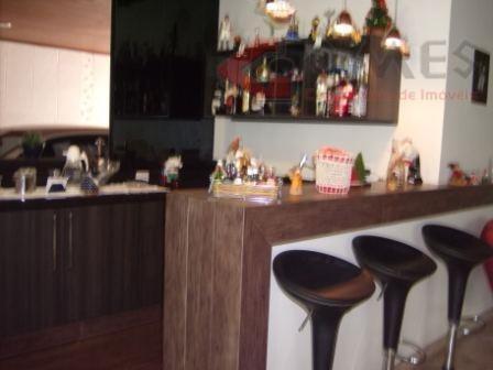 Sobrado Com 5 Dormitórios À Venda, 459 M² Por R$ 2.350.000 - Chácara Inglesa - São Bernardo Do Campo/sp - So0062