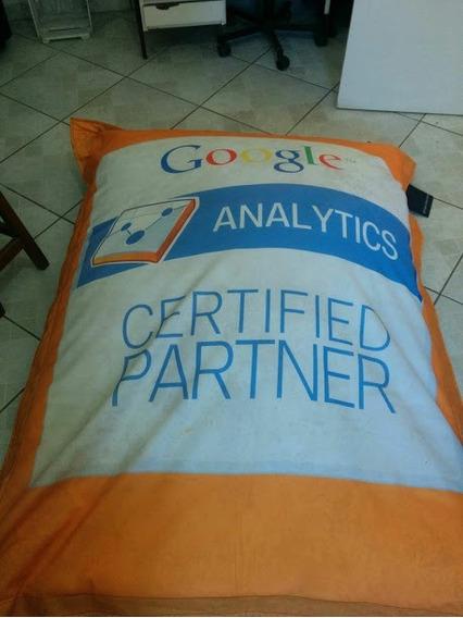 Puff Almofada Gigante Google Envio Vazio