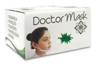 Máscara Protetora Doctor Mask - Doutor Da Estética