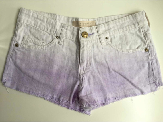 Short Kosiuko Lila Degradado Xs
