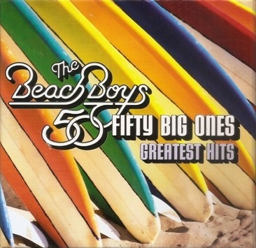 The Beach Boys 50 - Fifty Big Ones Greatest Hits 2 Cd