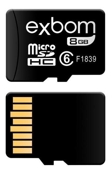 Cartão De Memória 8gb Micro Sd Stgd-tf8g - Exbom