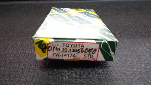 Conchas Axiales Media Luna Std Toyota Dyna 14b Japon T1
