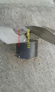Motor Ventilador 1/4 Hp 220v Aire Acond De 3 O 5 Toneladas