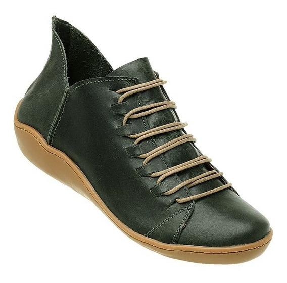 Sapato (solado Anatômico) Estilo Retro Or 10794a