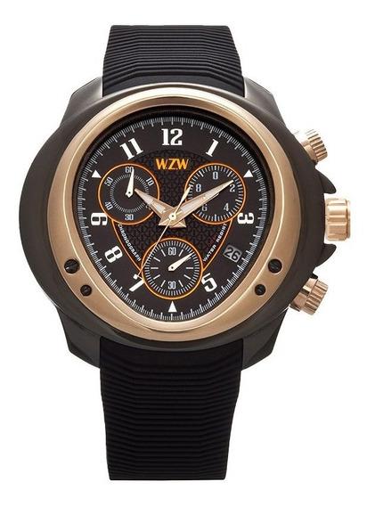 Relógio De Pulso Wzw Clássico 7203