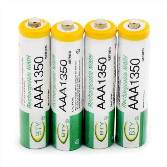 Bateria Pila Recargable Aaa 1350mah Bty *bat018*