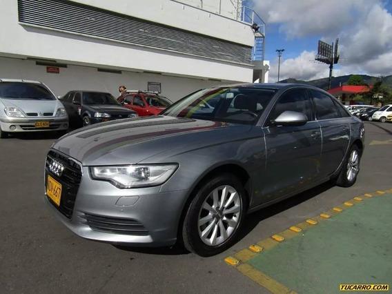 Audi A6 - 2013 Único Dueño
