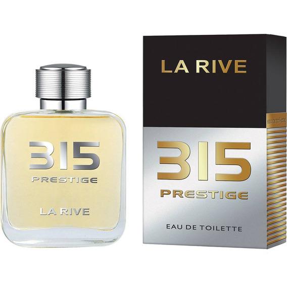 Perfume La Rive 315 Prestige Edt Masc 100ml (212 Vip Men)