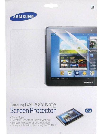 Película Original Samsung Galaxy Tab Note 10.1 Etcp1g2cegstd