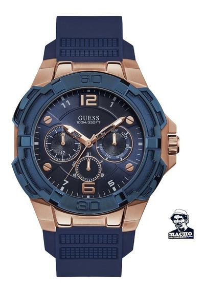 Reloj Guess Genesis W1254g3 En Stock Original Garantía Caja