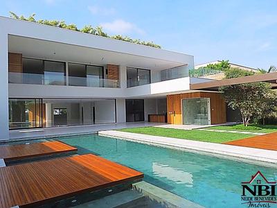 Casa Barra Da Tijuca - Condomínio Malibu, 5 Quartos