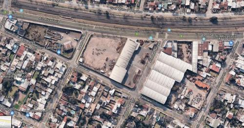 3 Fracciones De Terreno Separadas Por 2 Calles En San Antonio De Padua - Incluyen Galpones