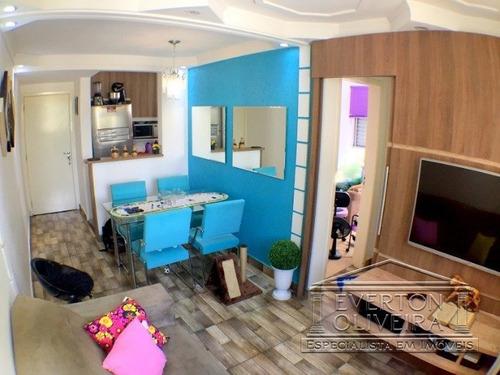 Apartamento - Villa Branca - Ref: 11428 - V-11428