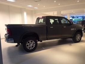 Ram 2500 Diesel 6,7 Lts 4x4 0km Año 2018 Gris Plata , Ya!